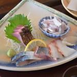 平野鮮魚 - 刺身