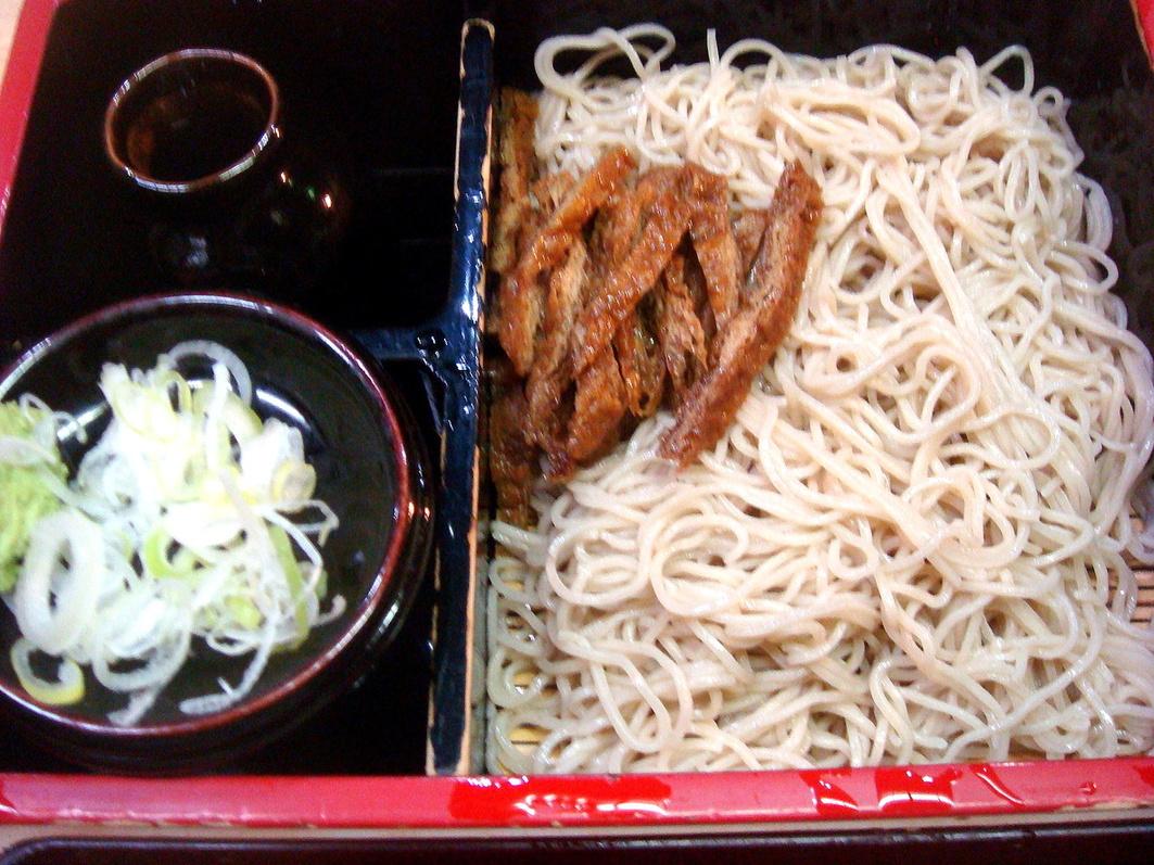 稲荷蕎麦 萬盛 総本店