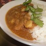 ミャンマーカレー TeTe - 豚とじゃがイモのカレー