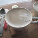 A-NE CAFE - カフェオレ