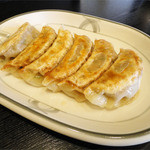 翠蓮 - 餃子(500円)