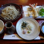 梅乃里 - 天もり蕎麦