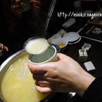 鳥蔵 黒船 - 絶品スープ!