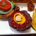 8cafe hamburger - プレミアムバーガーランチ