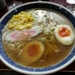 赤坂屋 - 魚出汁