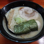 らーめん 雲 - 料理写真:ら~めん+味玉