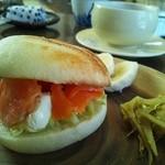 いまここcafe 杜丸 - サンドイッチ
