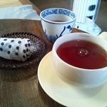 いまここcafe 杜丸 - 紅茶(アールグレイ)