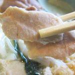 味さかえ - 白っぽくて、柔らかい胸肉