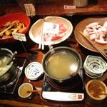 獅子丸 - ブッフェ・惣菜
