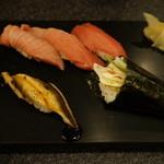 Sushizammai - マグロ三昧と煮穴子