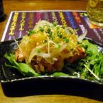 ごう - 地鶏たたき480円