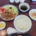 TAITO - ホルモン定食