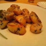串ぐし - 貝柱とジャガイモのバター焼