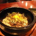 韓国野菜料理 JUN - 石焼ビビンパ