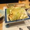 Torisei - 料理写真:お通し① キャベツ
