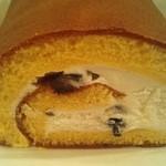 玉木屋本舗 - 料理写真:お米の純生和ロール