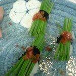 1727389 - 芽ネギのお寿司