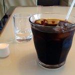 サンタモニカ - ドリンク写真:アイスコーヒー