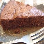 梵恩舎 - チョコケーキ