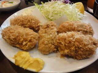 丸五 - カキフライ