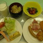 箱根パークス 吉野 - 朝食バイキング