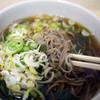 山野草 - 料理写真:特上葉わさび蕎麦~☆