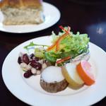 イル バンカーレ - サラダ
