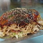 五エ門 胡町店 - 肉玉そば 牡蠣トッピング