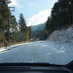 17277677 - 天川村洞川温泉の雪景色