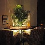 HaLeResort Dining&bar - カップルシート