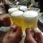 きみや - 生ビール