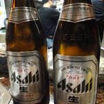 きみや - ビール中瓶