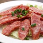 中国家庭料理 楊 - 香腸(腸詰)