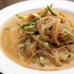 中国家庭料理 楊 - 春雨と胡瓜