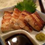 とりまさ - 料理写真:☆鰻の白焼きもメニューにあるんです(*^_^*)☆