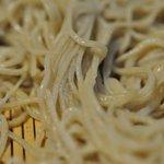 手打ちそば いしかわ - 料理写真:もり蕎麦@2009/06/23