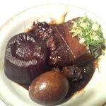 赤べこ - 料理写真:赤べこ名物「みそ煮込みおでん」
