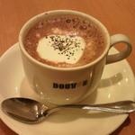 ドトールコーヒーショップ - スパイスショコラのSサイズです。