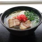 琉風 - 沖縄そば400円