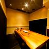 Kushimasa - 内観写真:≪人気に付きお早目のご予約を≫完全個室6名様まで大事な方とのお食事・接待で御利用下さい。
