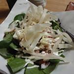 17282642 - 蟹海鮮温玉サラダ