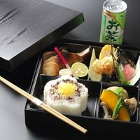 季彩 かがり - 仕出メニュー2000円お弁当