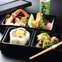 季彩 かがり - 仕出メニュー3000円お弁当