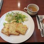 MUSIC BAR&DINING 吉祥寺 Mojo Cafe - ケークサレセット