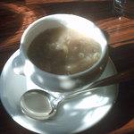 17283290 - ランチ(\1050ほど) スープ