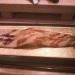 Gyoshouan - 【2013/2】厳選寿司とあら汁のランチ \2000 寿司