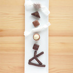 Maison romi-unie - チョコレートたち。