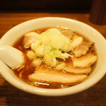 まるもも食堂 - ちゃあしゅう麺(¥880)