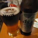Pub&Bar 高橋亭 - ノンアルビール!